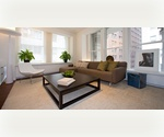 FINANCIAL DISTRICT FURNISHED CONDO SUBLET; 55 WALL STREET / CIPRIANI RESIDENCES - HUGE 2 BEDROOM; EASY MOVE IN! SHORT OR LONG TERM 
