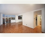 MURRAY HILL, 2 BDRM, FULL SERVICE LUXURY BLDG, NATURAL LIGHT WITH EAST RIVER VIEWS