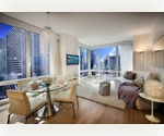 Modern, Luxury  Hi-rise Rental in Midtown West, 1-2 Bedrooms, with Captivating Views