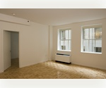Financial District/ Huge Studio with HOME OFFICE! Full Luxury Building !High Flr with View!