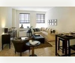 ELEGANT Luxury Hi-Rise 1BD on Wall Street!***