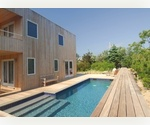 CONTEMPORARY IN AMAGANSETT DUNES