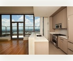 Crown Jewel in the Sky! 3 Bedrooms, 3.5 Bathrooms Penthouse on the 53rd Floor in Chelsea! Huge terrace with expansive city views including both East & Hudson rivers and the Empire State building, expanding up to Times Square and even Central Park
