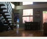 Amazing two Bedroom Duplex with Sleeping Loft in Beautiful Park Slope!  Private Backyard!!