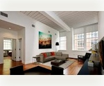 NO FEE DUMBO LOFTS seconds from Brooklyn Bridge Park with an eclectic mix of Old New York & Contemporary designs