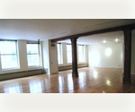 LOFT in the heart of SOHO walking distance to some of NYCs hottest boutiques