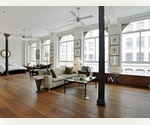 Tribeca One Bedroom Loft for Sale* High Ceilings* Fireplace* Wood Floors* Condo!