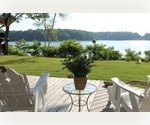 SHELTER ISLAND 4 BED - 2 ACRES WATERFRONT WITH WATERSIDE POOL